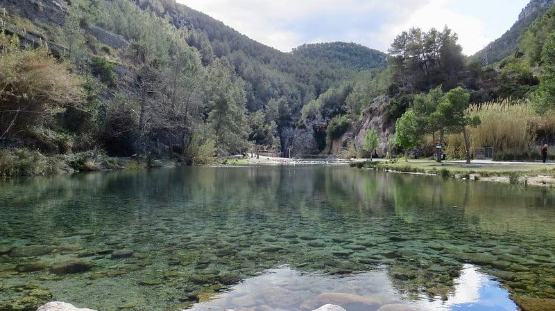 Warmwaterbronnen Montanejos