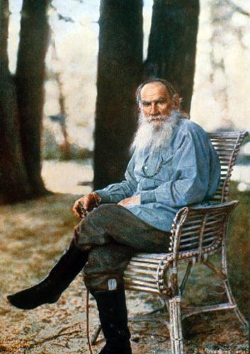 8 vragen over Leo Tolstoj beantwoord